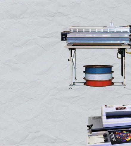 Forming & Binding Equipment