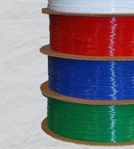 Premium Plastic Coil Filament