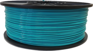 Turquoise PLA 3D Printing Filament